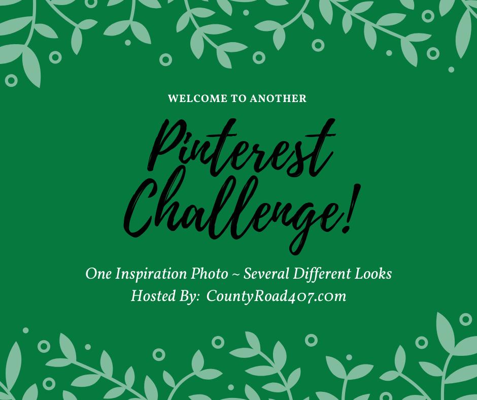 pinterest challenge button