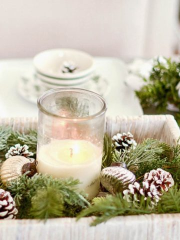 MY FAVORITE CHRISTMAS ARRANGEMENT IDEAS