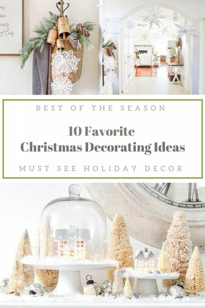 PIN FOR CHRISTMAS DECORATING POST