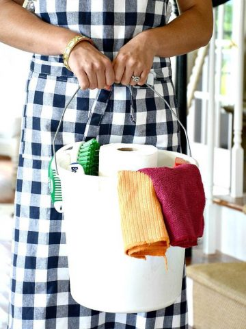 CLEAN YOUR HOME IN 30 MINUTES A DAY