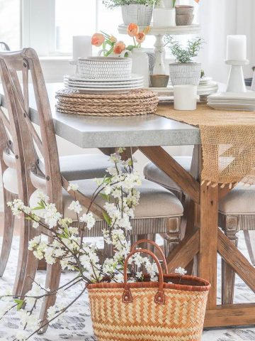 CHOOSE THE PERFECT DINING ROOM CHAIRS