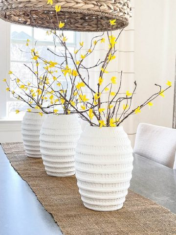 SPRING DECORATING IDEAS AND HOME TOUR