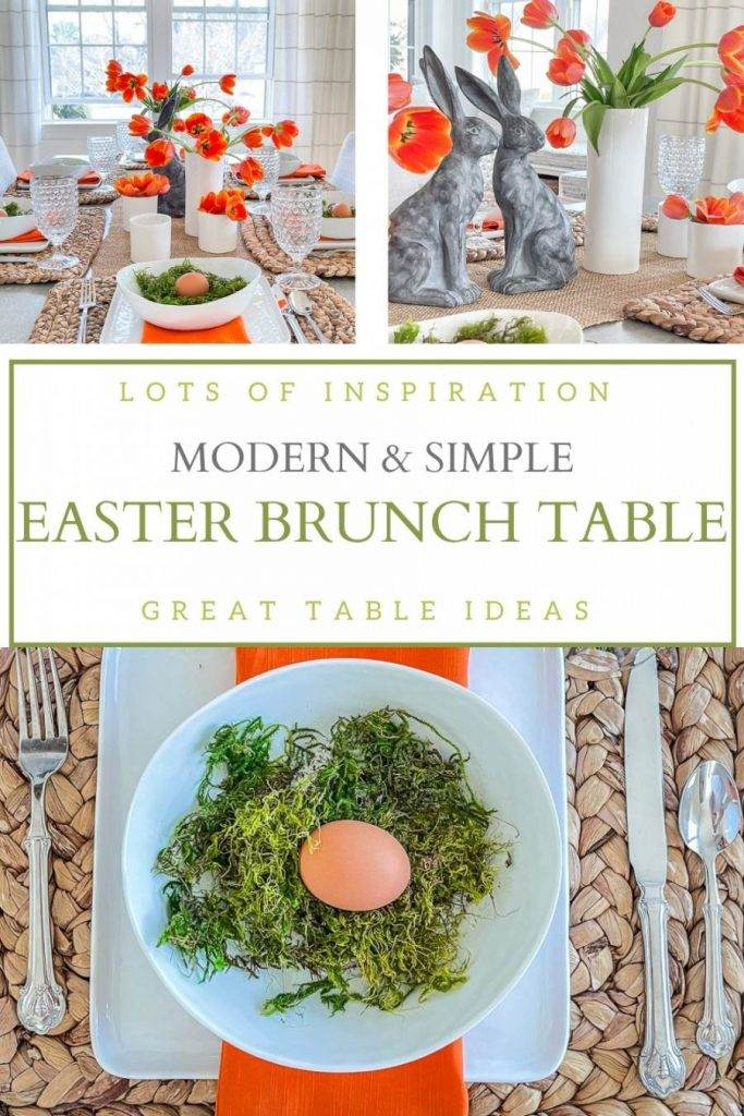 PIN FOR EASTER TABLE POST