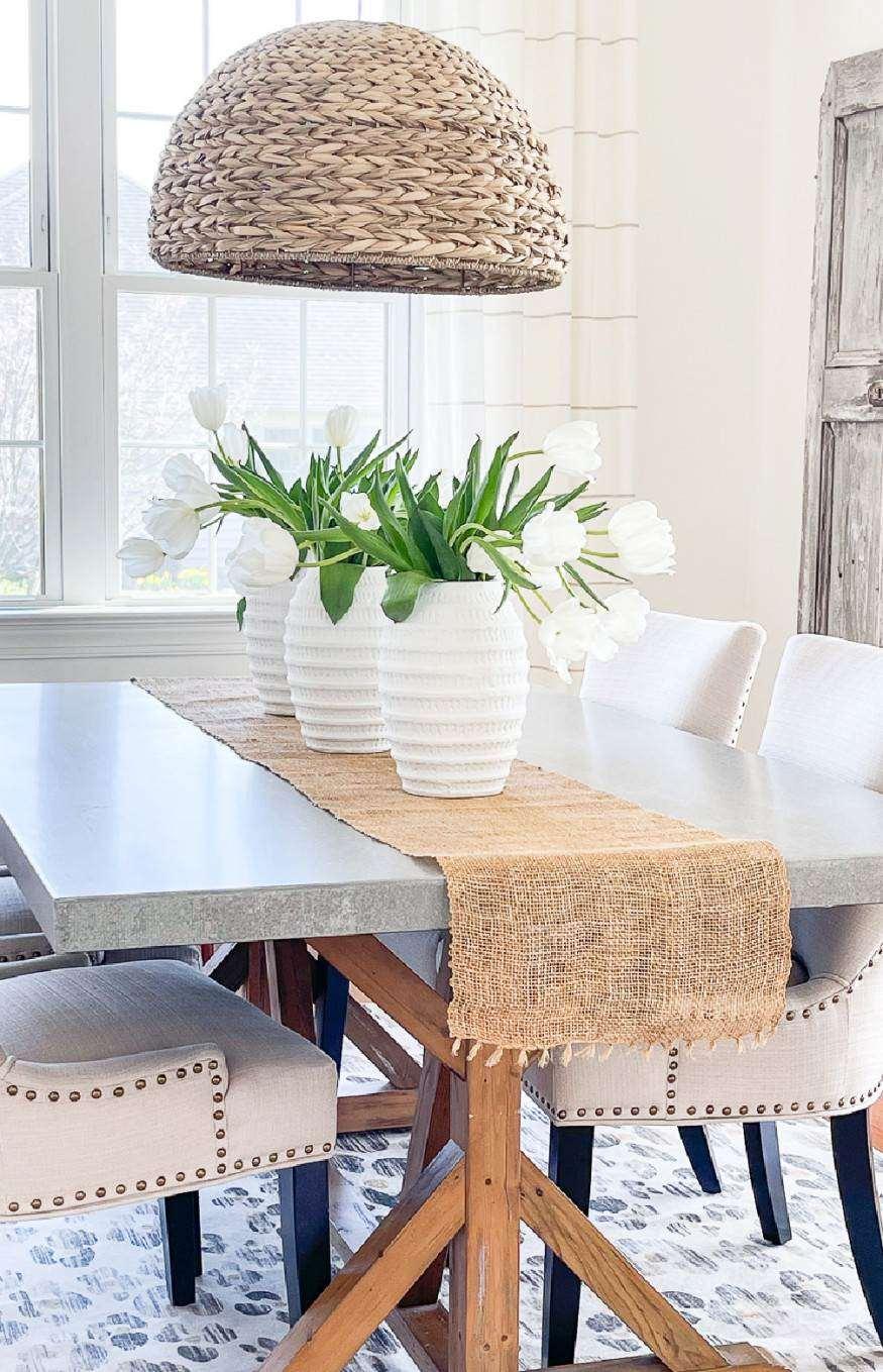 Dining Room Table Centerpiece Ideas Stonegable