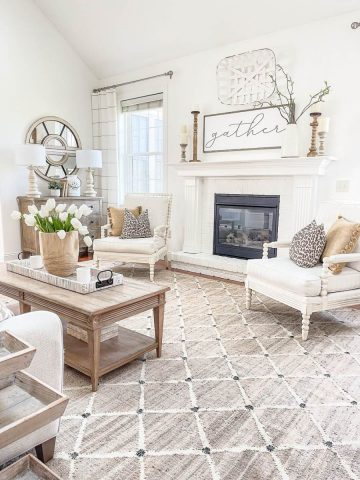 FAVORITE DECORATING HACKS AND HOME IMPROVEMENTS