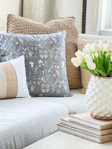 10 WAYS TO WARM UP NEUTRAL AND WHITE DECOR