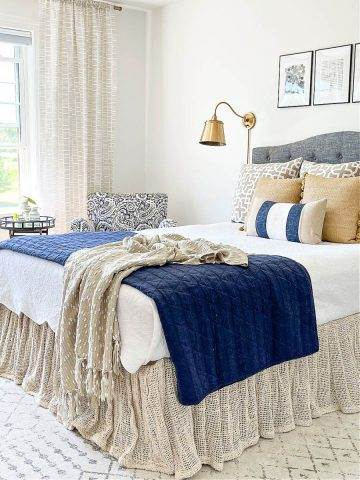 GET THE LOOK- GUEST BEDROOM