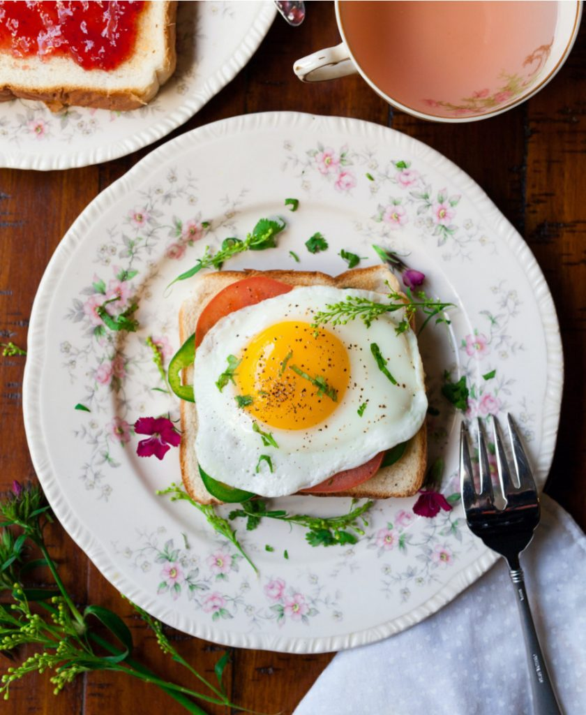 PICTURE OF BREAKFAST