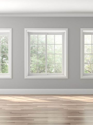 IS GRAY PAINT COLOR TOTALLY OUT?