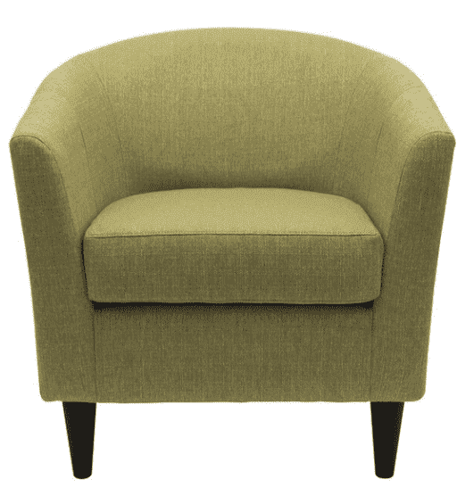 ROUNDED BARREL CHAIR IS ON TREND FOR 2022