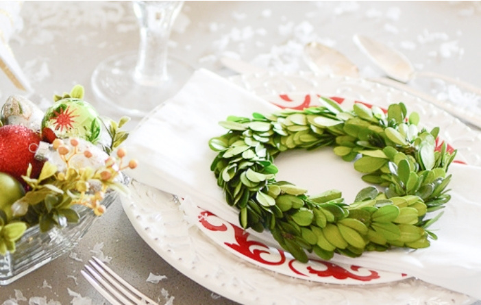 Tablescapes for Christmas