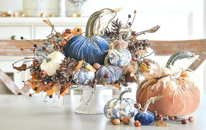 Fall Decor DIY Ideas