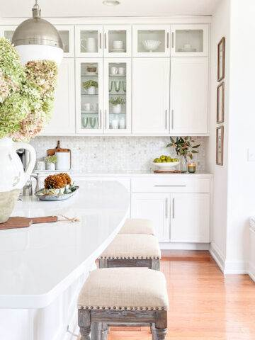 EARLY FALL KITCHEN DECOR AND TOUR