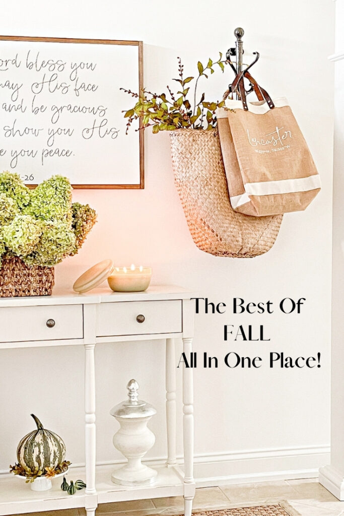 pin for best of fall post